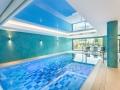 panorama bazén, wellness, SPA, Fisa sauny, Saunabau