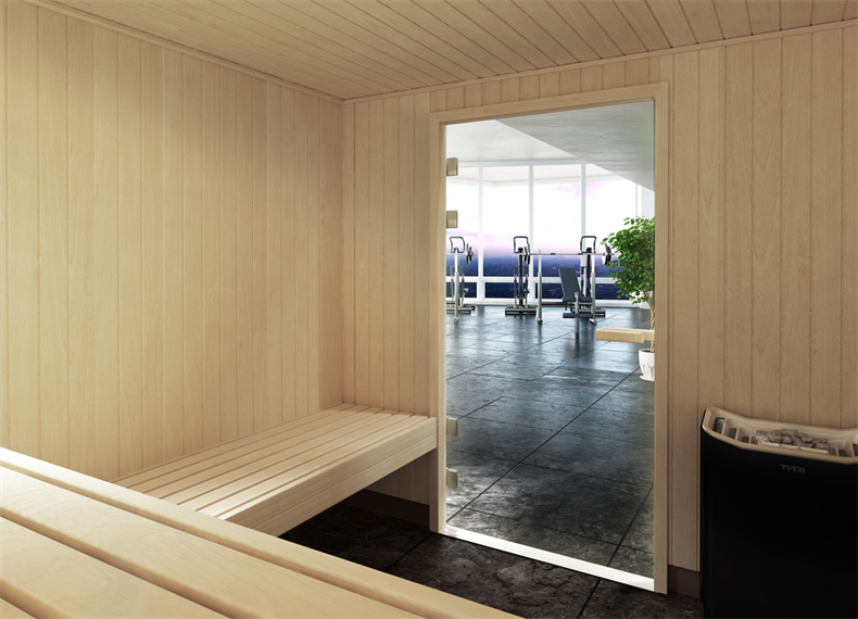 Evolve PRO Sauna, FISA Sauny, saunové kabíny, Saunabau, suchá sauna, Tylö sauny, finska sauna, Evolve PRO