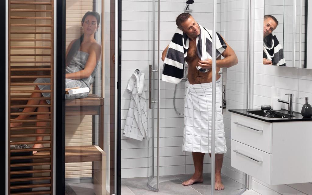 Impression, Impression Sauna, sauny, saunové kabíny, fínska sauna, švédska sauna, suchá sauna, Fisa sauny, Saunabau, infra kabíny, Tylo, Helo, wellness