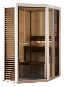 impression corner sauna