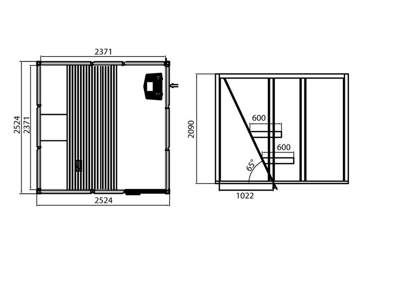 Sensation Sauna, FISA Sauny, saunové kabíny, Saunabau, suchá sauna, Tylö sauny, finska sauna, Sensation, saunové pece, interérová sauna, exteriérová sauna